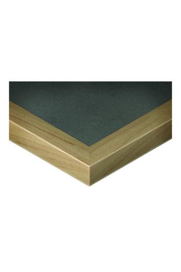 Picture of GAR FURNITURE BULLNOSE DROP EDGE LAMINATE TABLE TOP