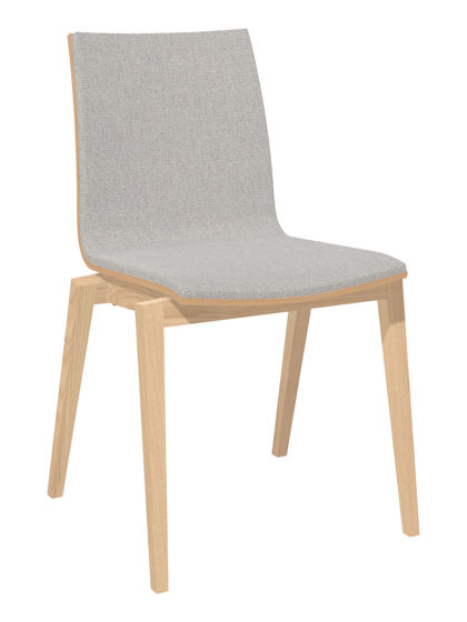 Picture of STOCKHOLM CHAIR UPHOLSTERED BY TON