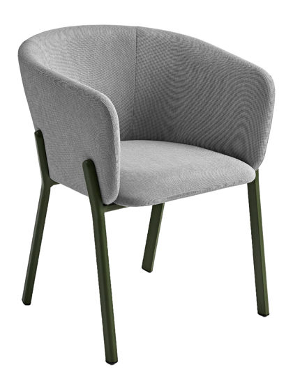 Picture of PILLOW DINING ARMCHAIR