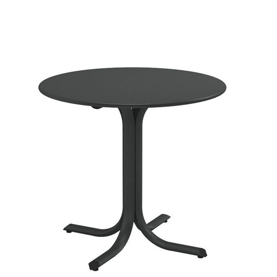 """Picture of EMU TABLE SYSTEM ROUND EDGE TOP 32"""" DIA"""
